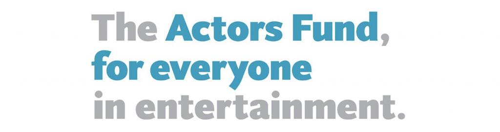 The Actors Fund logo.